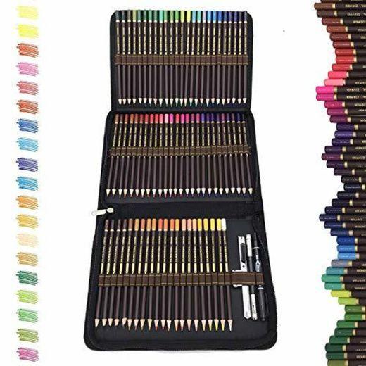 72 Lapices de Colores Profesionales