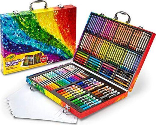 Crayola Inspiration art case  - Kit de manualidades para niños