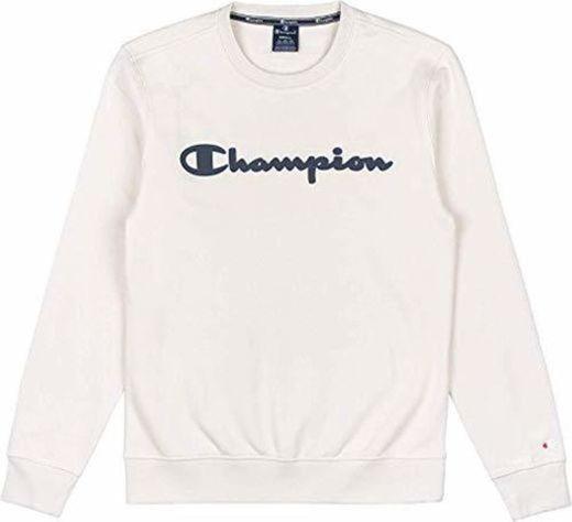 Champion American Classic Sudadera para Hombre - algodón Talla