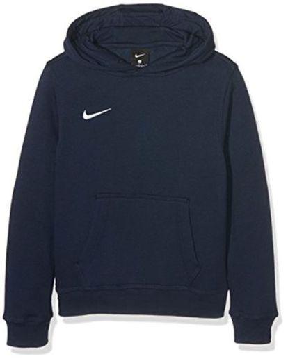 Nike 658500-451 Youth Team Club Hoody - Sudadera unisex con capucha para