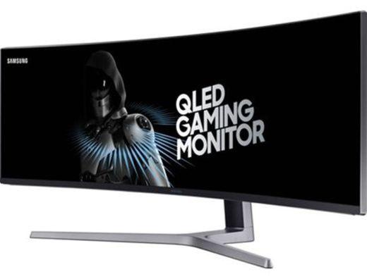 Monitor Curvo Gaming C49HG90DMU (49'' - 1 ms - 144 Hz | Worten.pt