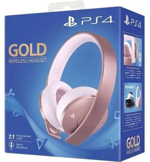 Sony - Wireless Rose Gold Headset