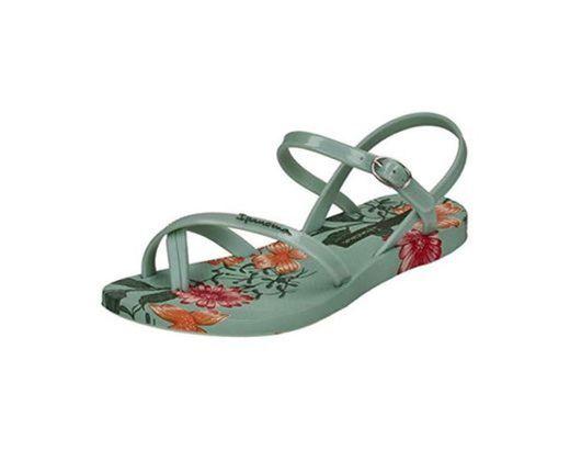 IPANEMA - Fashion Sandal VIII Fem 82766 - Green Green, Tamaño