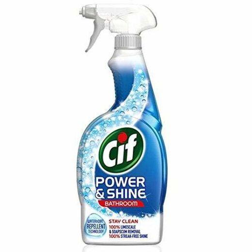 Cif Power & Shine - Spray para baño