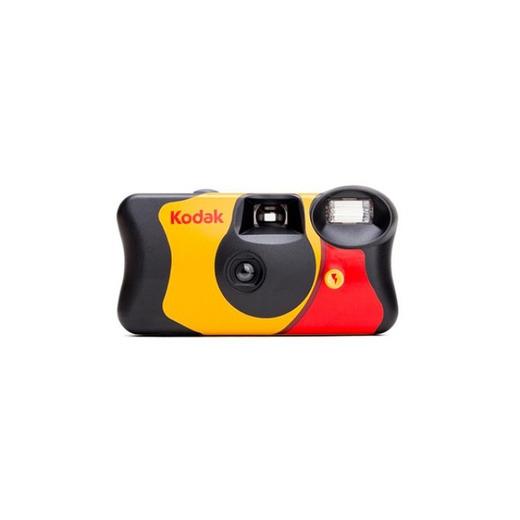 Câmera analógica descartável Kodak