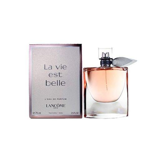 LANCOME LA VIE EST BELLE agua de perfume vaporizador 75 ml