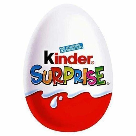 Kinder Sorpresa - Huevo de chocolate