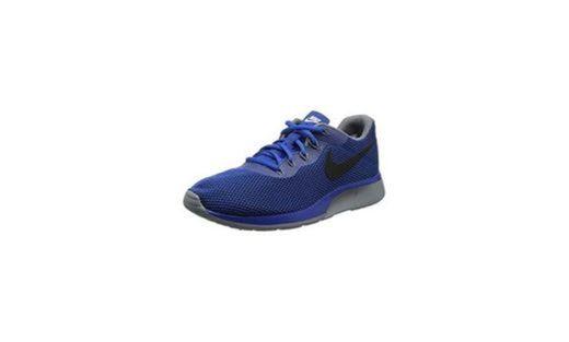 Nike Tanjun Racer, Zapatillas de Gimnasia para Hombre, Azul