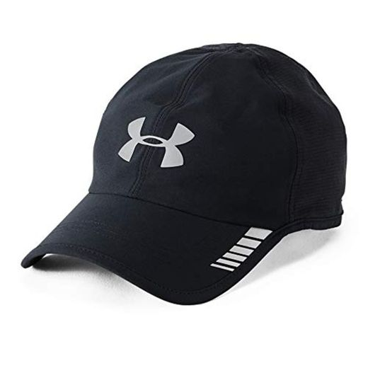 Under Armour Men's Launch AV Cap Gorra, Hombre, Negro