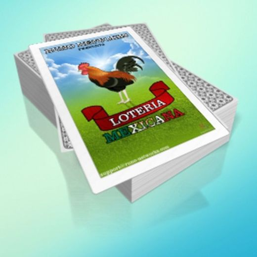 Baraja de Loteria Mexicana