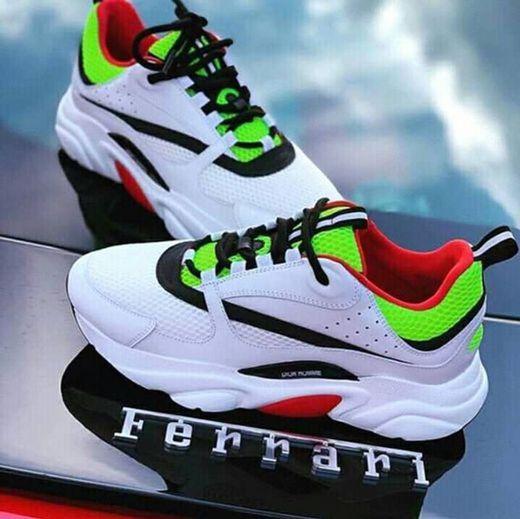 Zapatos Ferrari