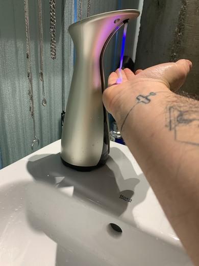 Umbra 330265-153 - Dispensador de jabón