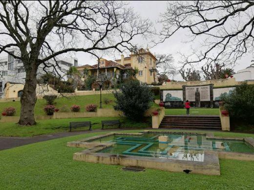 Jardim Antero de Quental (jardim dos namorados) - Wikimapia