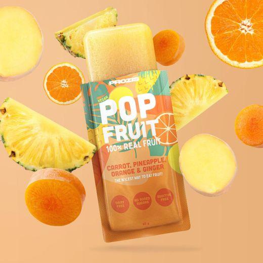 Prozis – Loja Oficial   Exceed Ananás laranja gengibre