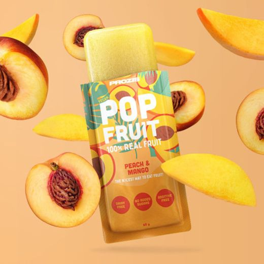 Prozis- popfruit pêssego e manga
