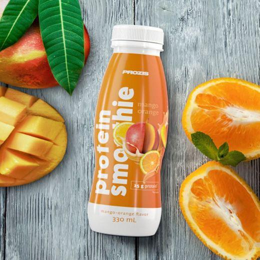 Prozis – smoothie Manga e laranja