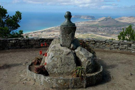 Mirador de Pico Castelo - Ilha de Porto Santo - Guía de Portugal