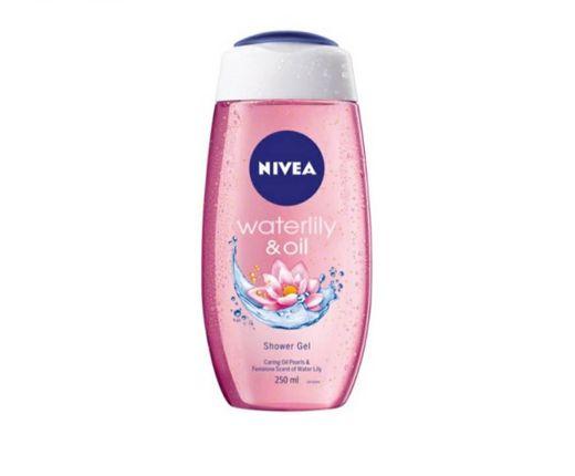 Nivea Waterlily & Oil gel de duche energizante | notino.pt