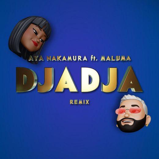 Djadja (feat. Maluma) - Remix