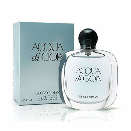 ARMANI ACQUA DI GIOIA agua de perfume vaporizador 50 ml