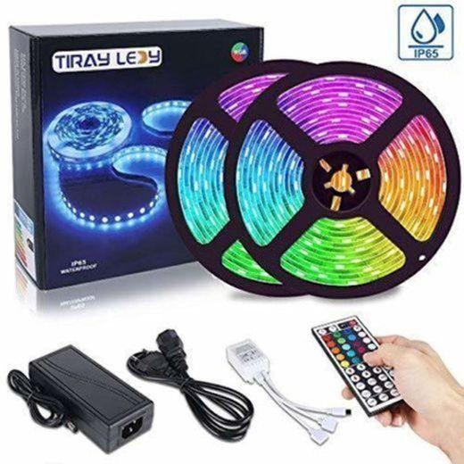 10M Tira LED RGB 5050