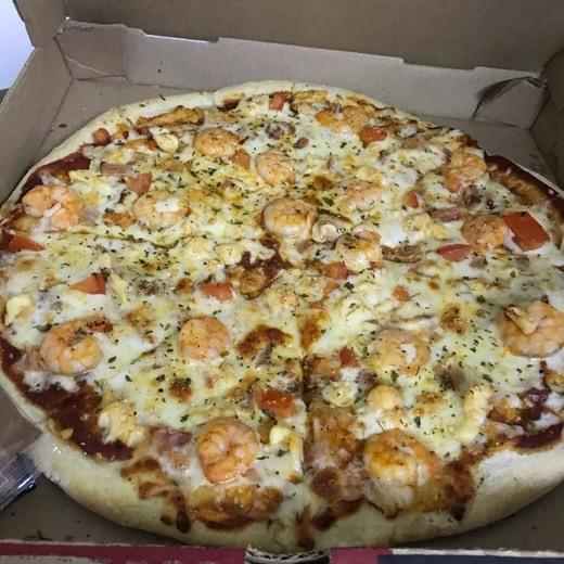 Casera pizza