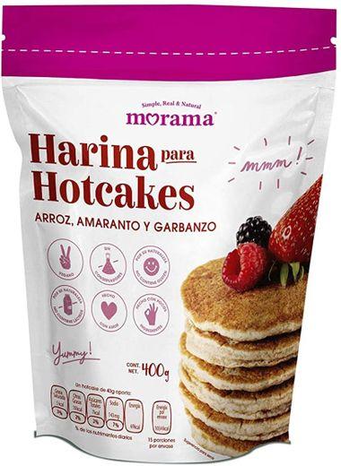 Morama harina para hotcakes