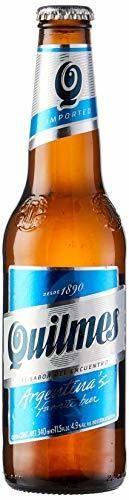 Quilmes Cerveza Argentina Rubia