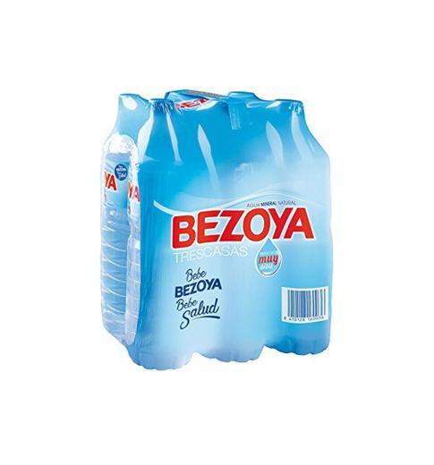 Bezoya - Agua Mineral Natural - Pack 6 x 1