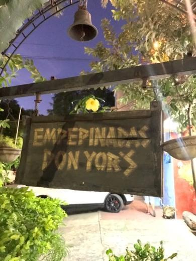 Empepinadas Don Yor's