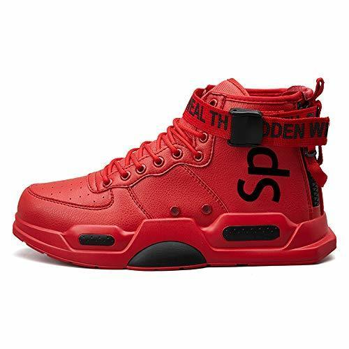 Zapatillas de Deporte de Moda para Hombre Zapatos cálidos de Invierno Botas