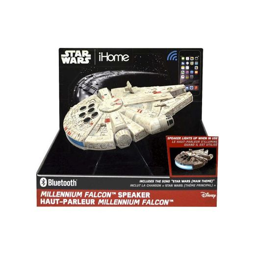 iHome Millenium Falcon Star Wars