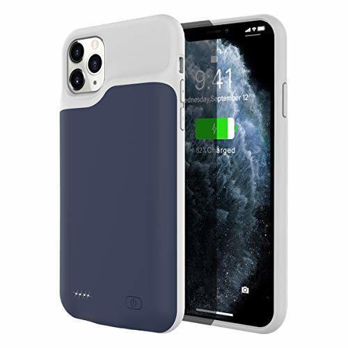CASEWRS Funda Batería para iPhone 11 Pro MAX 6.5 Inch 6500mA