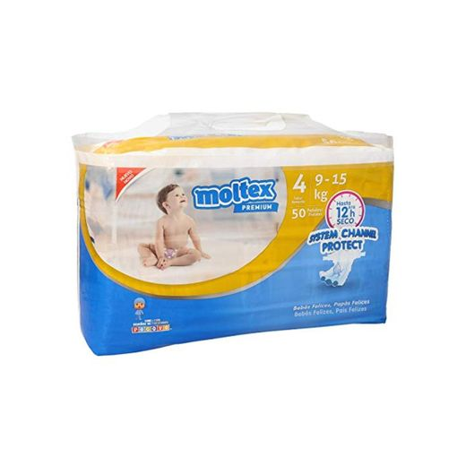 MOLTEX Premium pañales system channel protect 9