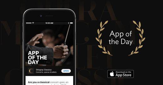 Stingray Classica - App Store - Apple