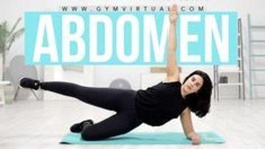 Reducir cintura y aplanar abdomen | Ejercicios en casa
