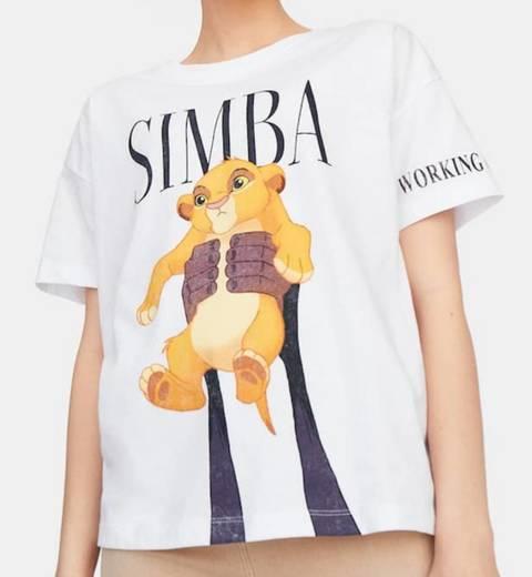 Camiseta Disney Rey León