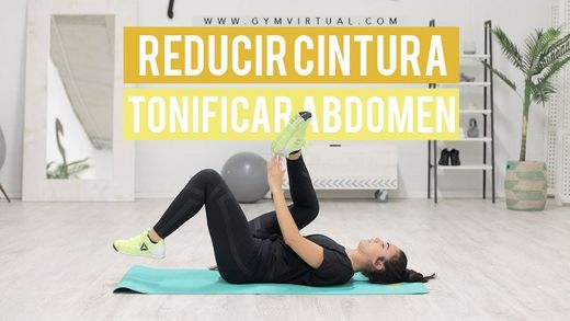 Ejercicios para reducir cintura y tonificar abdomen