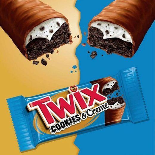 TWIX Cookies & Creme Chocolate