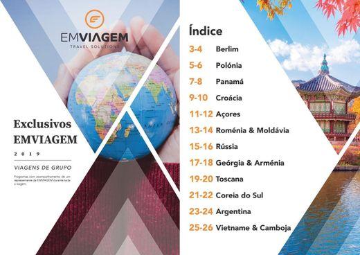 EMVIAGEM (Portimão), Agência de Viagens