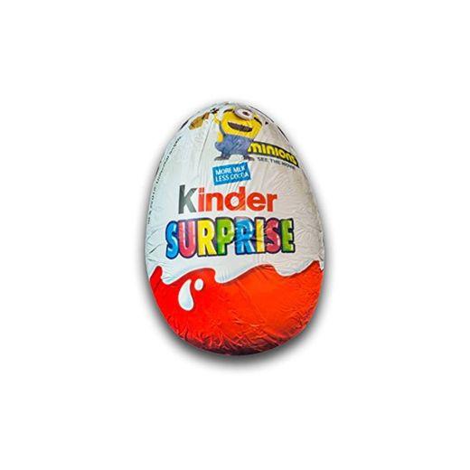 Kinder Surprise - Huevo de Chocolate