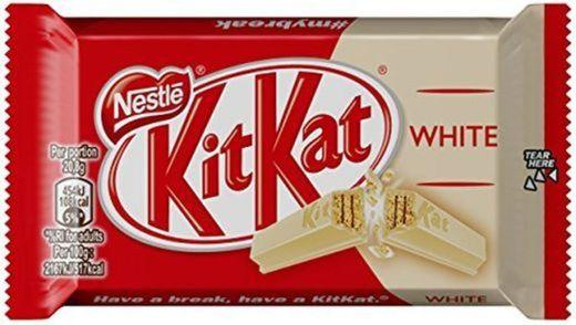 Nestl - Kit Kat Chocolate Blanco 45 g -