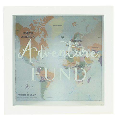 Jones Home and Gift Adventures Fund. Alcancía con Forma de Marco