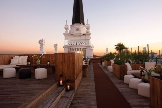 Radio Rooftop Bar Madrid