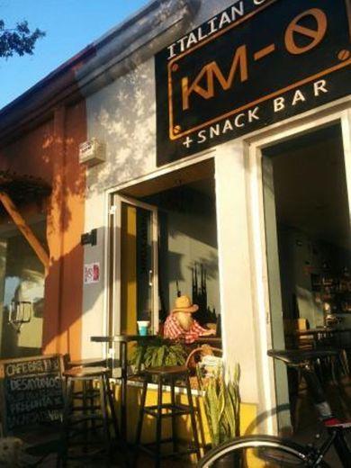 Cafe Bar KM-0