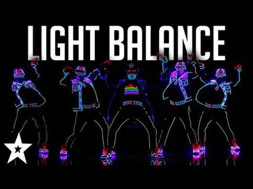 TOP 4 Best *LIGHT SHOWS EVER* on Got Talent World!