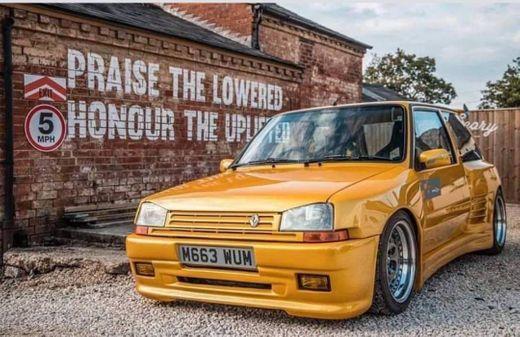 Renault stance 😎😎🔥