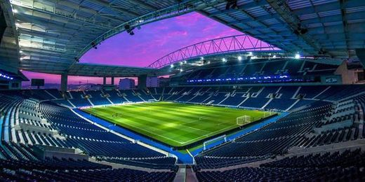 Estádio do Dragão - F. C. Porto