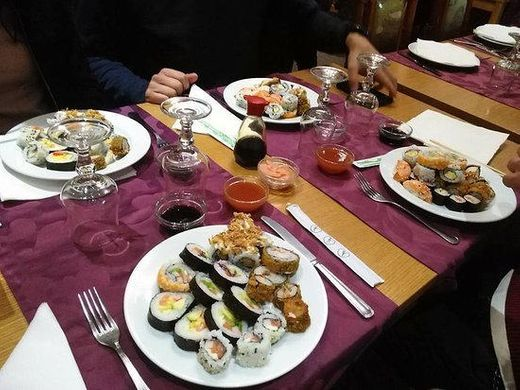 Rosa | Restaurante Oriental | Buffet | Take Away