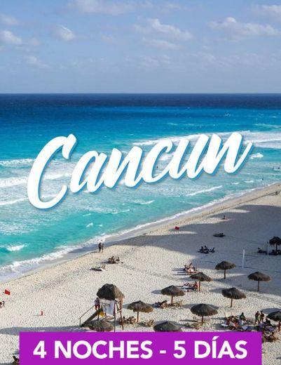 5 días y 4 noches en Cancún SORTEO